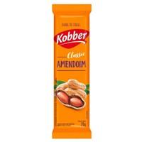 Barra de cereais c/ amendoim Kobber 20g