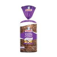 Pão 12 grãos integral Pullman 450g