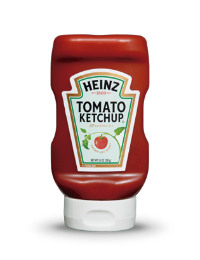 Catchup  picante Heinz 397g.