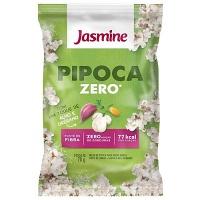 Pipoca de micro ondas Zero alho e orégano sem gordura com sal marinho Jasmine 70g