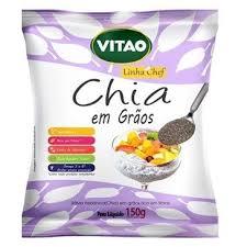 Chia em grãos  Vitao 200g