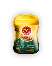 Cappuccino chocomenta 3 Corações 200g