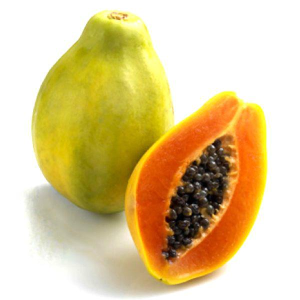 Mamão papaia de vez (kg.)