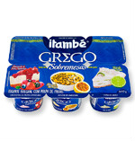 Iogurte Grego sobremesa Itambé 540g