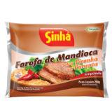 Farofa de mandioca sabor picanha c/ pimenta Sinhá 250g