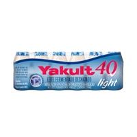 Leite fermentado desnatado Yakult light (40)  480g.