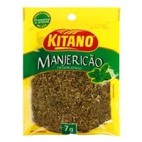 Manjericão desidratado 7g