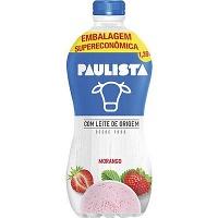 Iogurte morango Paulista 1350g