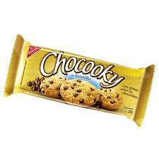 Chocooky baunilha Nabisco 140g