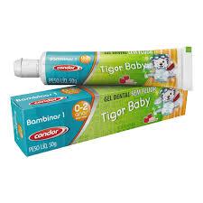 Gel dental infantil Bambinos 1 Condor 50g