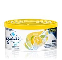 Odorizador de ambiente Glade gel citrus 70g