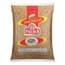 Amendoim torrado e moido Pachá 500g