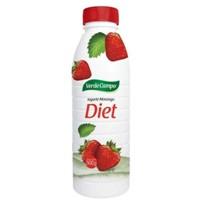 Iogurte diet sabor morango Verde Campo 500g