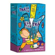 Kit shampoo e condicionador Trá Lá Lá Kids Hidrakids meninos Personagem