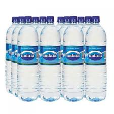 Água mineral s/ gás Indaia 500ml.(pacote c/ 12 unid.)