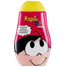 Shampoo Turma da Monica para cabelos cacheados 260ml