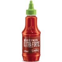 Molho de pimenta extra forte Cepêra 270ml