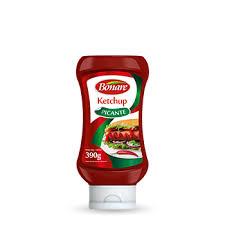 Ketchup picante Bonare 390g