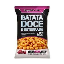 Snack de batata doce e beterraba Supply Life 60g