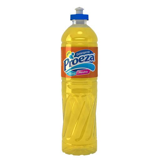 Detergente líquido neutro Proeza 500ml