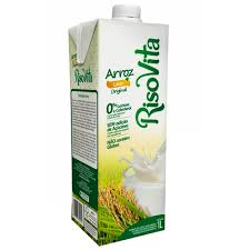 Bebida de arroz líquida original Risovita 1lt