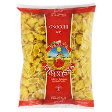 Massa grano duro Gnocchi 45 Riscossa 500g
