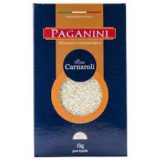 Arroz Italiano Carnaroli Paganini 1kg