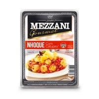 Nhoque com Catupiry gourmet Mezzani 400g