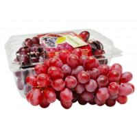 Uva Crimson roxa sem sementes  500g