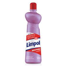 Limpador multi uso lavanda Limpol 500ml