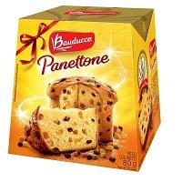 Mini panettone com frutas Bauducco 80g