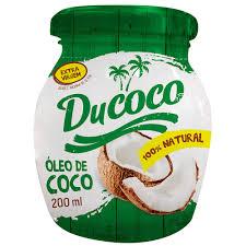 Óleo de coco Ducoco 200ml