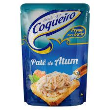 Patê de atum tradicional Coqueiro 170g