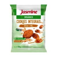 Cookies Integrais orgânico aveia e mel  Jasmine 150g