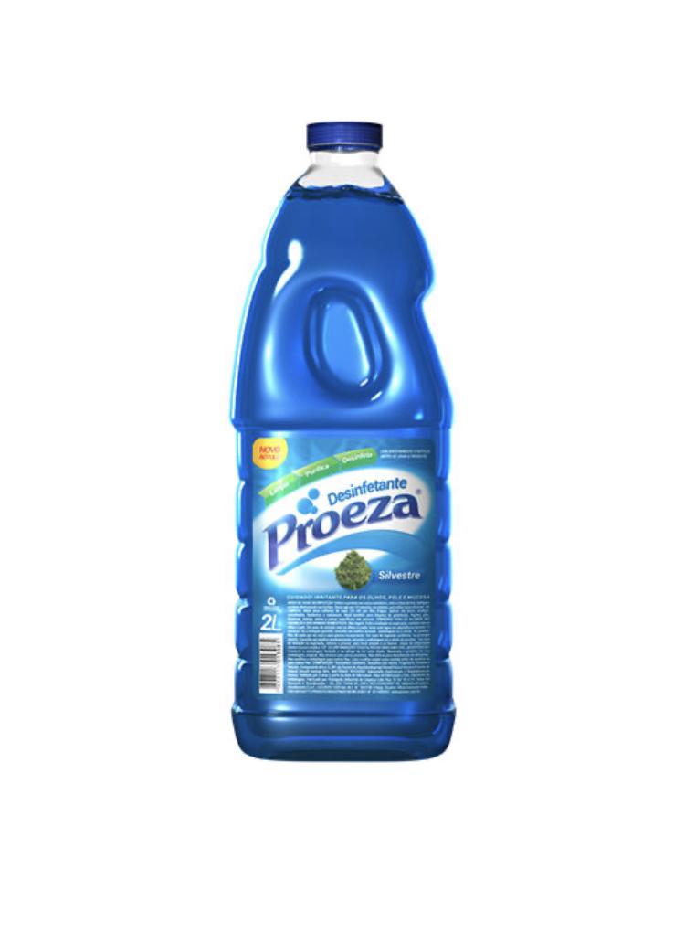 Desinfetante lavanda Proeza 2lts