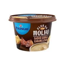 Molho sabor cebola caramelizada Polenghi 220g