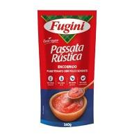 Molho de tomate Passata rústica Fugini sachê 340g