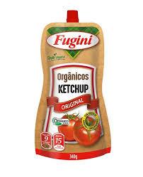 Ketchup orgânico Fugini 340g