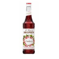 Xarope cranberry Monin 700ml