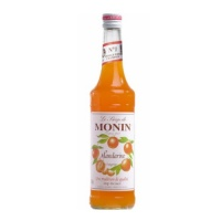 Xarope tangerina Monin 700ml
