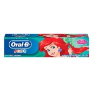 Creme dental infantil Oral B kids princesas 50g