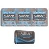 Sabonete Albany homem controle de odor 12 unid.