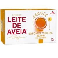 Sabonete leite de aveia mel puro Davene 90g.