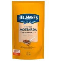 Mostarda Hellmann's doypack 1,01kg