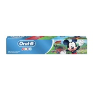 Creme dental infantil Oral B kids Mickey 50g