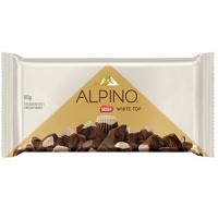 Chocolate Alpino White Top Nestlé 90g