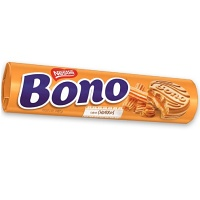 Biscoito recheado Bono churros Nestlé 126g.