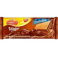 Biscoito wafer chocolate Vitarella 35g