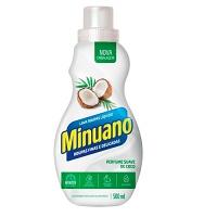 Lava roupas líquido de coco Minuano 500ml