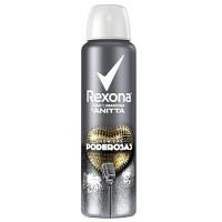 Desodorante aerosol Anitta Show das Poderosas Rexona 150ml